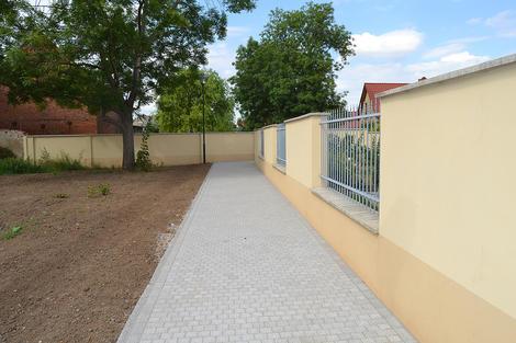 Verbindungsweg zwischen Friedensplatz und Burgenser fertiggestellt
