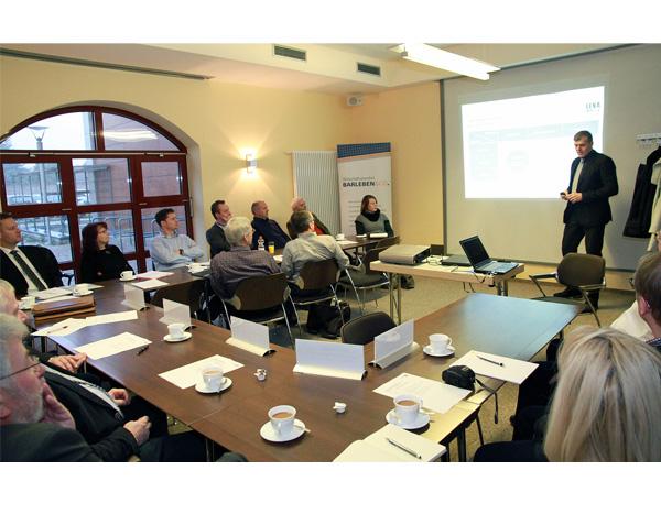 Energieeffizienz ist Thema bei Treffen von Architekten und Ingenieuren in Barleben