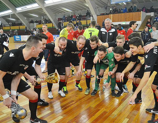FSV Barleben gewinnt 17. Kroschke Cup