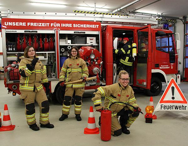 Weibliches Know-how für den Meitzendorfer Brandschutz