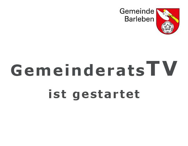 GemeinderatsTV geht online