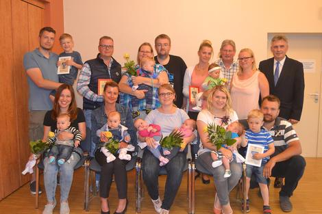 Babybegrüßung in Ebendorf