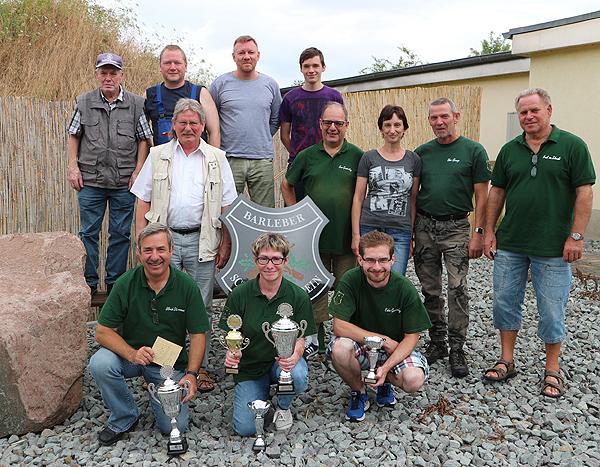 Schützen wettstreiten um den Pokal des Bürgermeisters