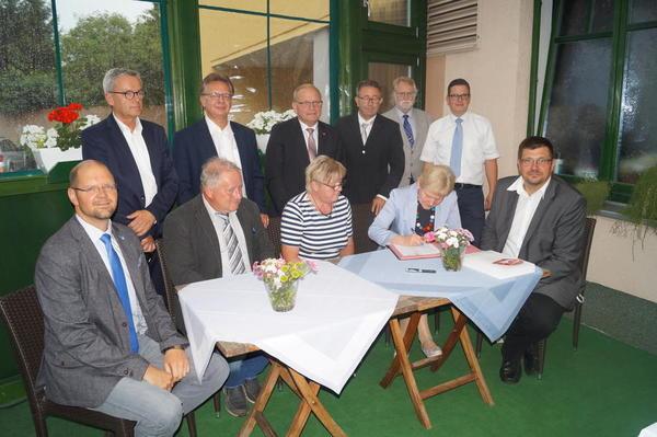 Kooperationsprojekt Wirtschaftsraum Mittellandkanal