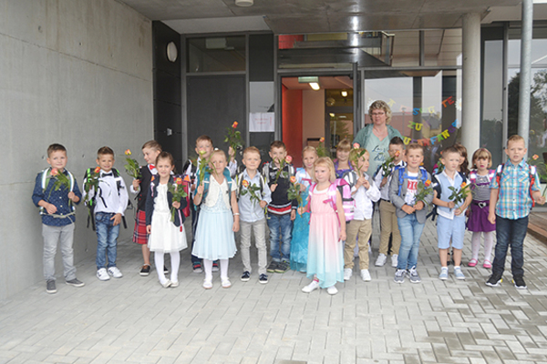 108 neue Erstklässler für Barleber Gundschulen
