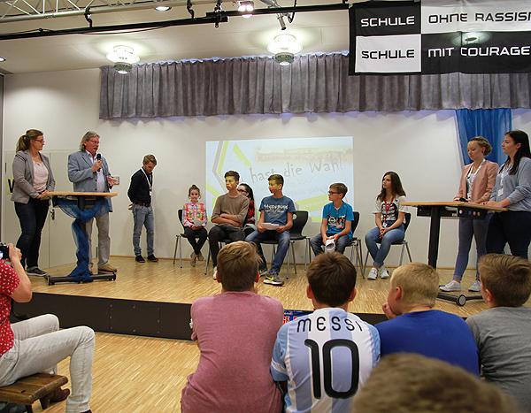 Gemeinschaftsschule Barleben wählt eigenes Schülerparlament