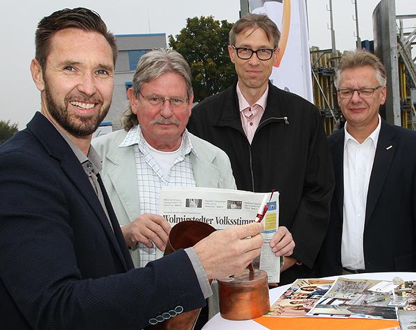 IT-Unternemen baut eigenes Firmengebäude in Barleben