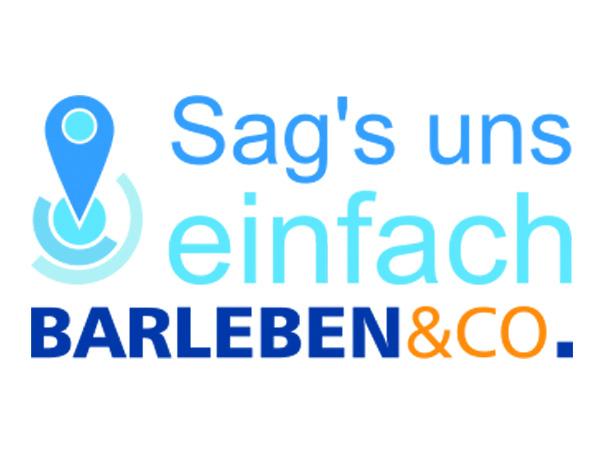 Mit »Sags uns einfach« startet Barleben online-Beteiligung für Bürger