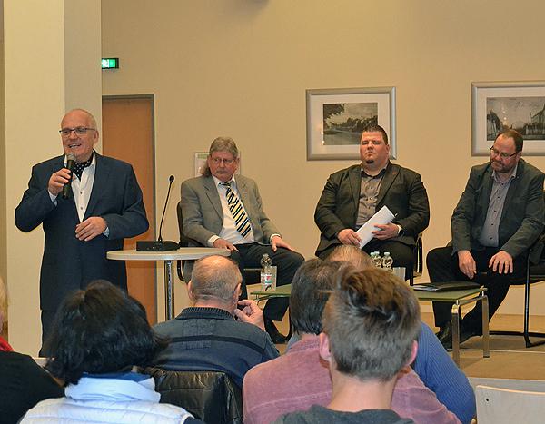 Bürgermeisterkandidaten stellen sich vor