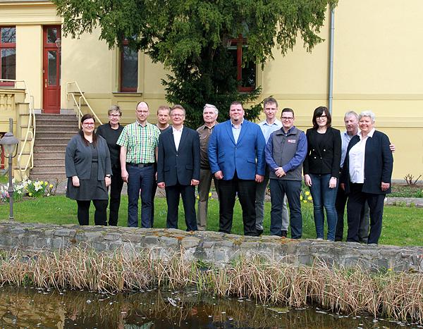 Treffen der Netzwerkpartner zur Kooperationsbörse in Barleben