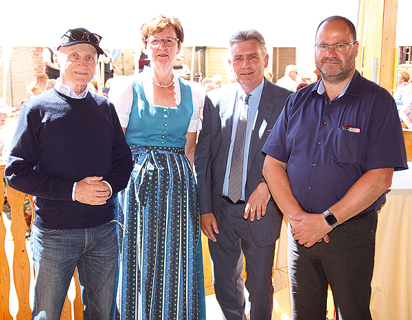 Ebendorfer aus Österreich besuchten Ebendorf