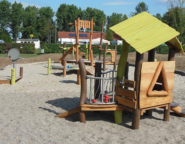 Spielplatz Jersleber See