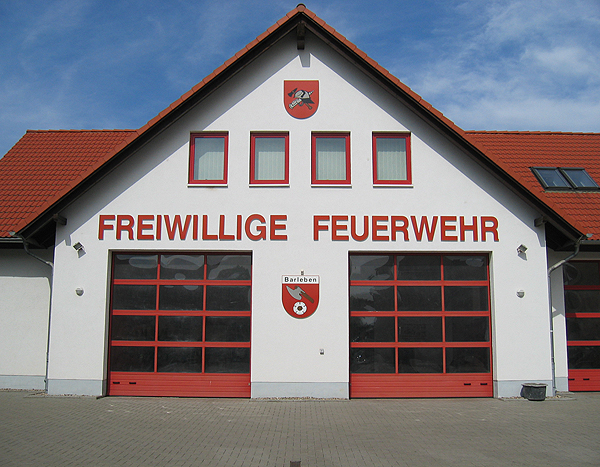 Feuerwehr Barleben sucht Helfer