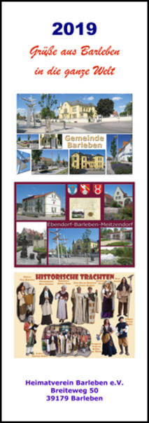 Kalender Barleben 2019