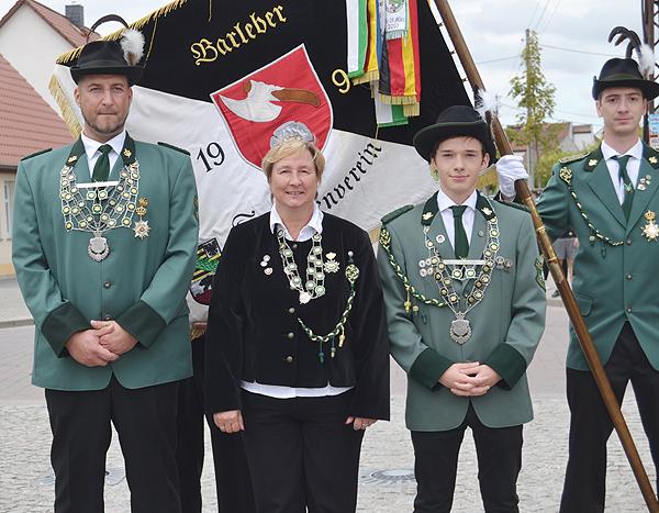 Schützenfest_Majestäten_Schützenkönig