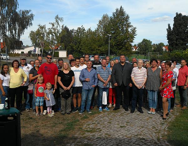 Angelverein Meitzendorf 50 Jahre Feier