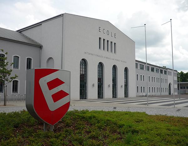 ECOLE-Stiftung, Gymnasium