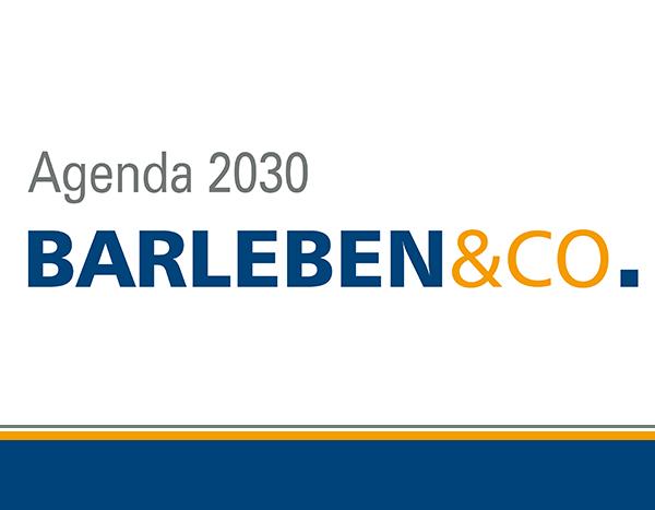 Logo Agenda 2030 Barleben&Co