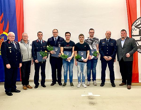 Jahreshauptversammlung der Feuerwehr Meitzendorf