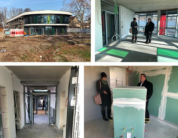 Neue Kita-Gebäude in Ebendorf und Meitzendorf - Finale Bauarbeiten in Ebendorf // Baustart in Meitzendorf