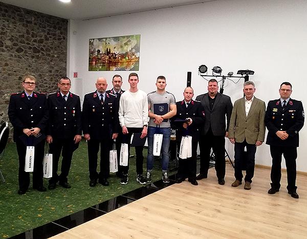 Jahreshauptversammlung der Ebendorfer Feuerwehr