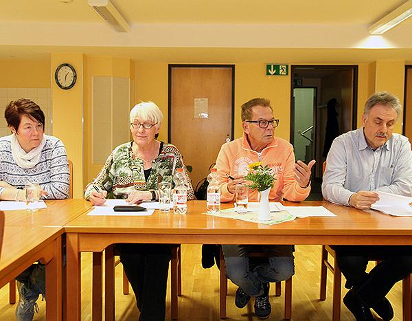 Mehrgenerationenzentrum zieht auf Mitgliederversammlung Bilanz
