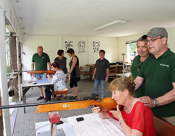 Seniorenschützenfest