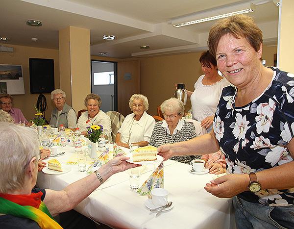 Geburtstag des Monats Senioren Tafel