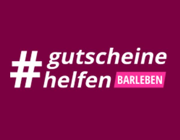 Gutscheine helfen Barleben: Initiative für lokale Geschäfte