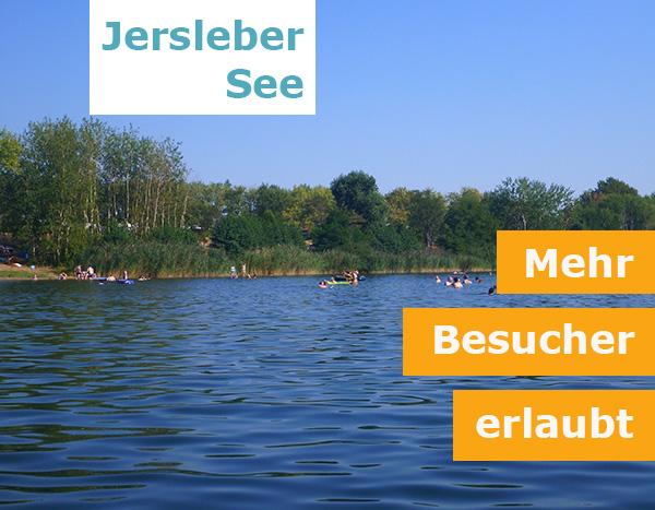 Grafik Jerrsleber See Mehr Besucher erlaubt
