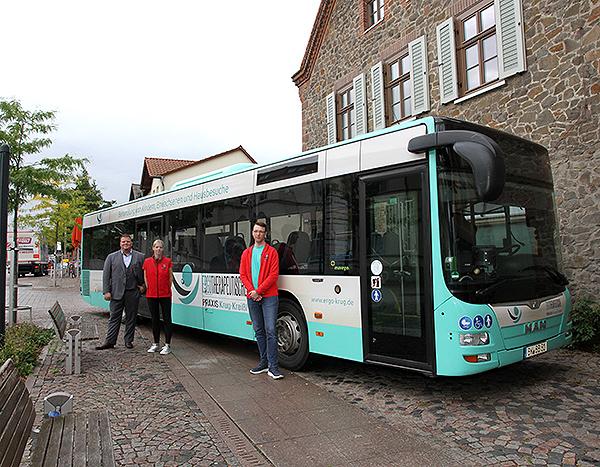 Barleber Unternehmer schickt Bus durch die Börde