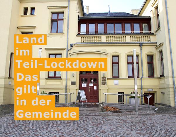 Gemeinde Teil Lockdown
