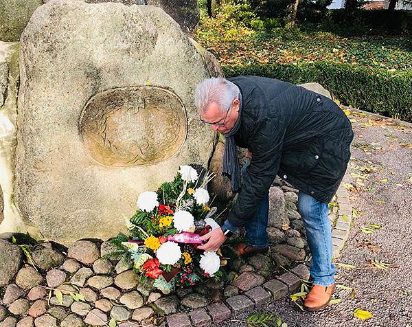 Volkstrauertag Kranzniederlegung Meitzendorf