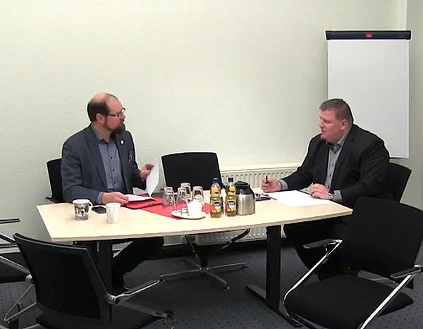 Landkreis und Gemeinden fragen Impfbereitschaft ab