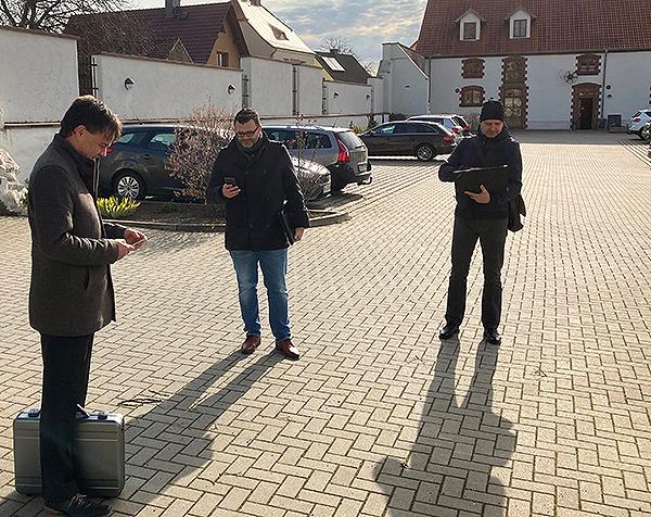 WiFi4EU Hotspot Meitzendorf Test Endgeräte