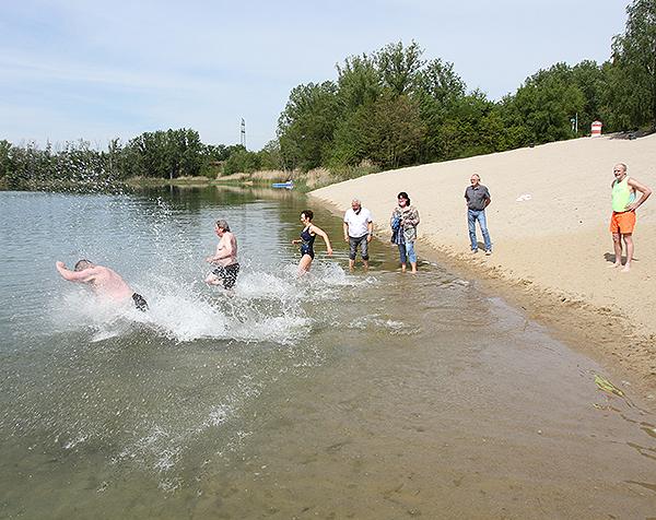Jersleber See öffnet für Badegäste