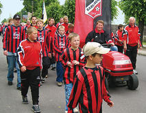 Verein Fußball Barleben, Fußballverein, Kinder, Jugendliche