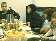 6. Unternehmerfrühstück im Druckhaus der Volksstimme