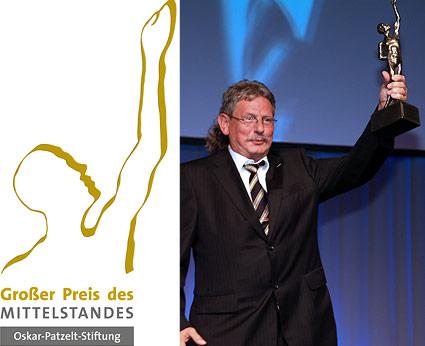 Großer Preis des Mittelstandes - Barleben wurde als Kommune des Jahres 2011 ausgezeichnet