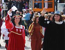 Glanzvoller Abschluss der 950-Jahr-Feier Barlebens